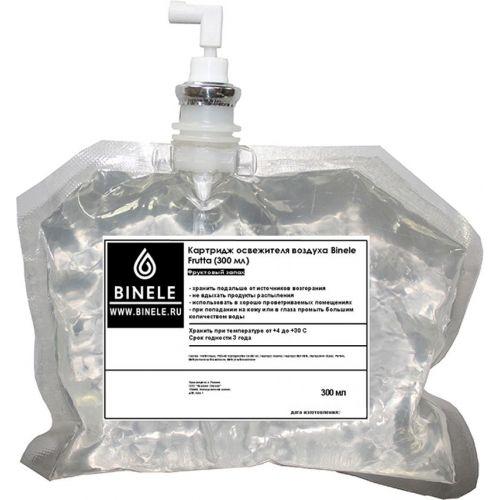 Освежитель воздуха Binele Frutta (Блок: 2 картриджа по 300 мл)