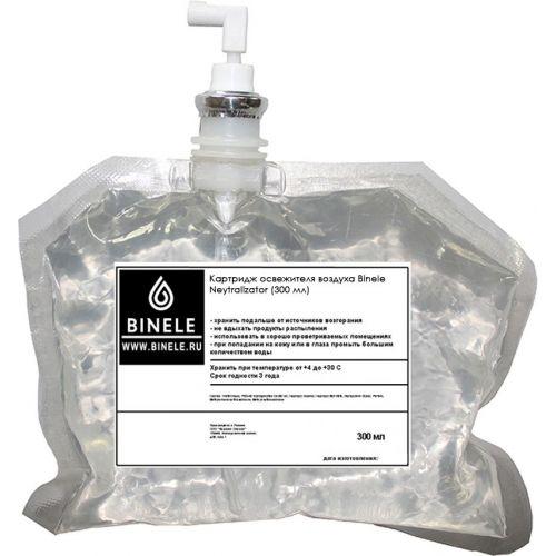 Освежитель воздуха Binele Neytralizator (Блок: 2 картриджа по 300 мл)