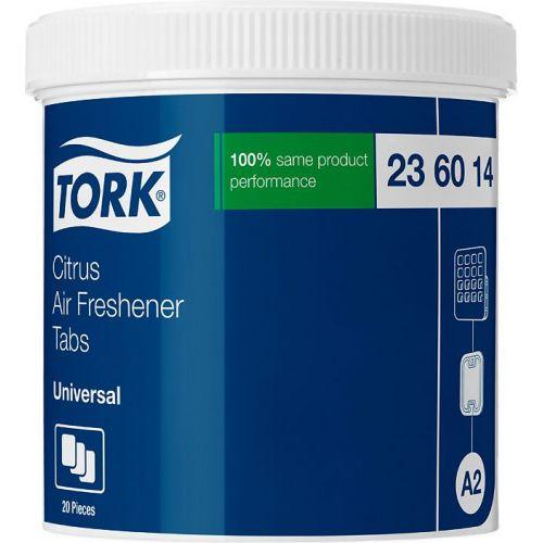 Освежитель воздуха Tork Universal 236014 A2 цитрус (Блок: 4 уп. по 20 шт.)