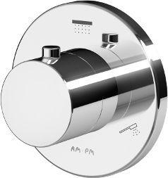 Переключатель потоков Am.Pm F0800100 на три потребителя