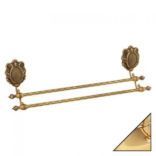 Полотенцедержатель Migliore Cleopatra ML.CLE-60.723.DO золото
