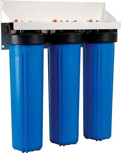 Предфильтр Гейзер 3И 20BB БА, для железистой воды