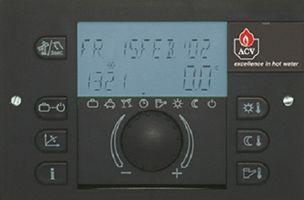 Программируемый контроллер ACV Control Unit с датчиками