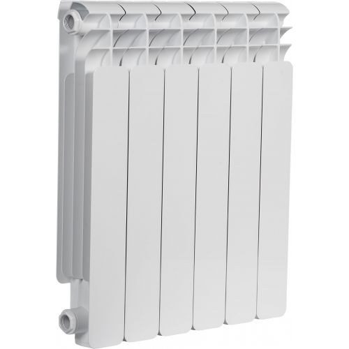 Радиатор алюминиевый IPS Confort 500 6 секций