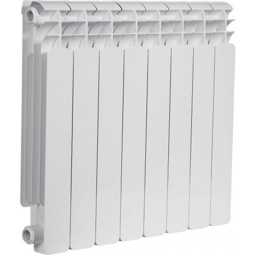 Радиатор алюминиевый IPS Confort 500 8 секций