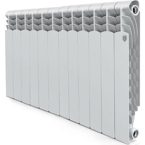 Радиатор алюминиевый Royal Thermo Revolution 500 12 секций