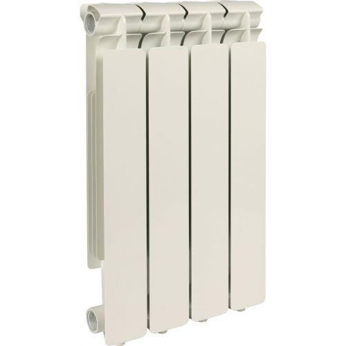 Радиатор алюминиевый Stout Bravo SRA-0110-050004 4 секции