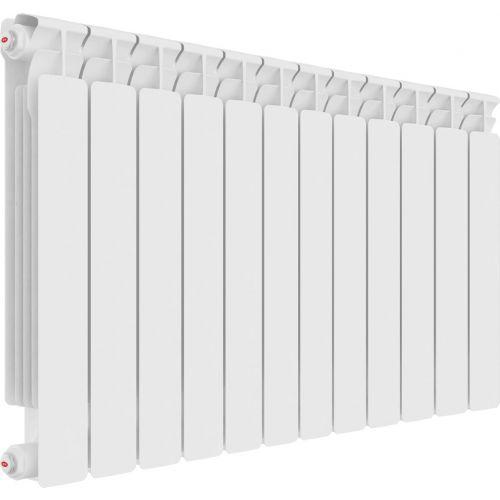 Радиатор биметаллический Rifar Alp Ventil 500 12 секций, нижнее подключение левое
