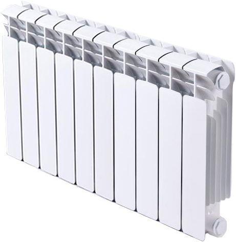 Радиатор биметаллический Rifar Base Ventil 350 10 секций правое подключение