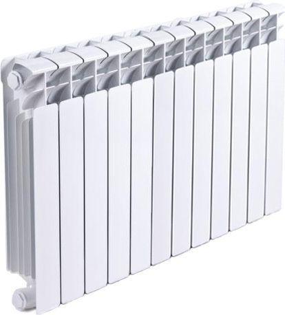 Радиатор биметаллический Rifar Base Ventil 350 12 секций левое подключение