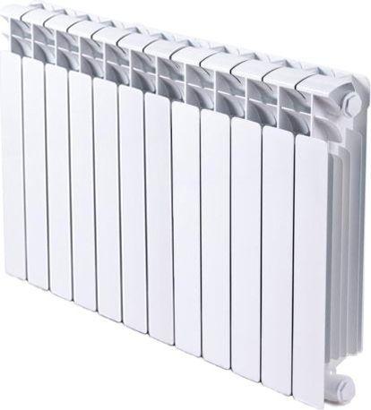 Радиатор биметаллический Rifar Base Ventil 500 12 секций правое подключение