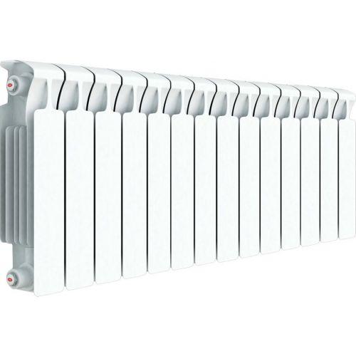 Радиатор биметаллический Rifar Monolit Ventil 350 14 секций левое подключение