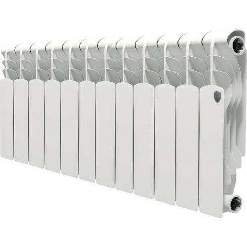 Радиатор биметаллический Royal Thermo Revolution Bimetall 350 12 секций