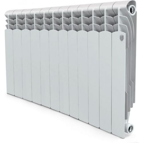 Радиатор биметаллический Royal Thermo Revolution Bimetall 500 12 секций