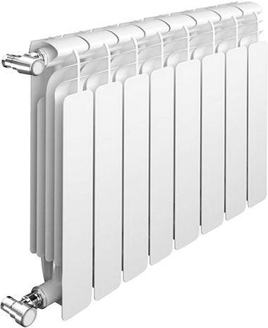 Радиатор биметаллический Sira Alice 350 8 секций