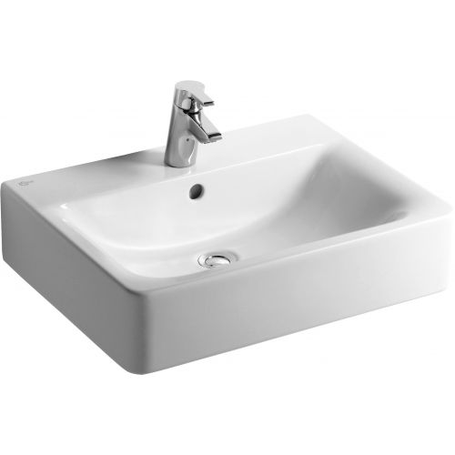 Раковина Ideal Standard Connect Cube E788601 55 см