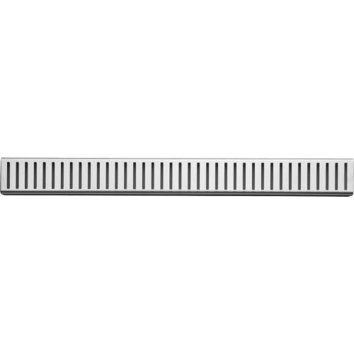 Решетка AlcaPlast Pure 650M матовая
