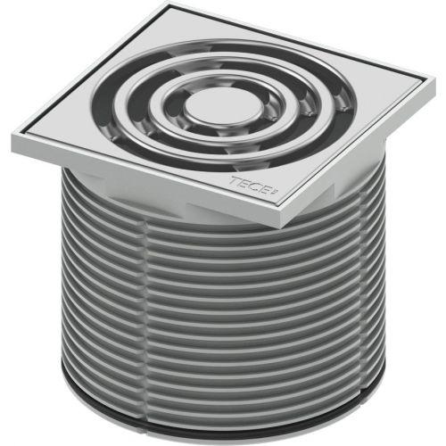 Решетка TECE TECEdrainpoint S 366 00 01 с монтажным элементом