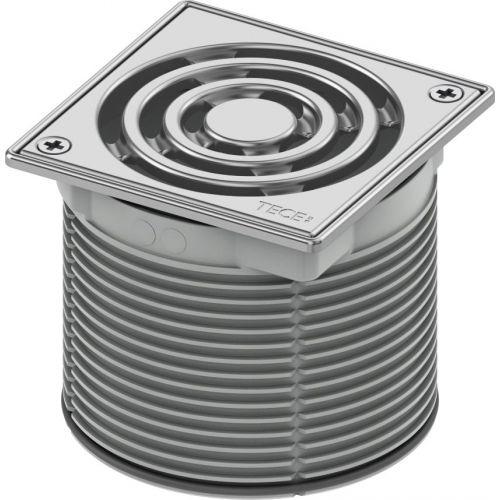 Решетка TECE TECEdrainpoint S 366 00 09 с монтажным элементом и фиксаторами