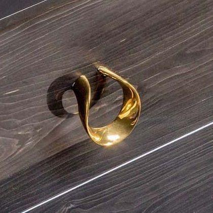 Ручка для мебели Armadi Art NeoArt Drop золото