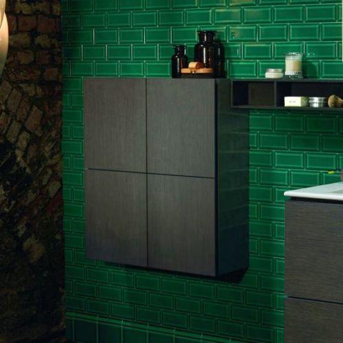Шкаф Duravit L-Cube коричневая сосна