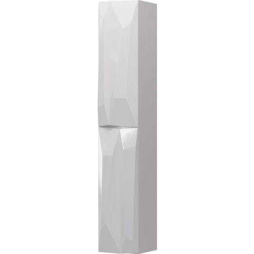 Шкаф-пенал Aima Design Crystal 30П R white