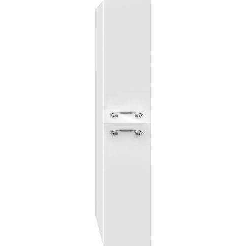 Шкаф-пенал Marka One Belle 30П White L