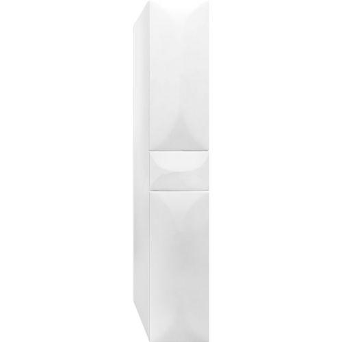 Шкаф-пенал Marka One Brio 30П White L