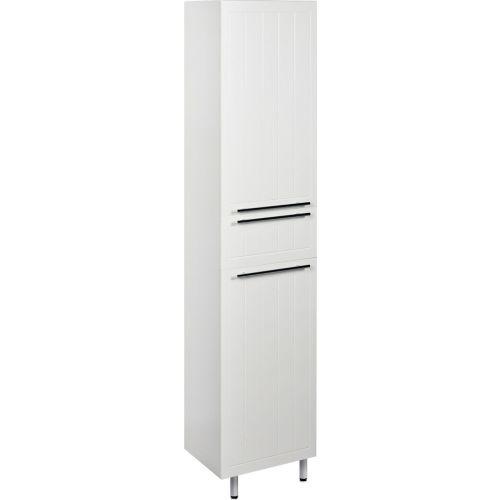Шкаф-пенал Milardo Magellan 40 напольный, белый