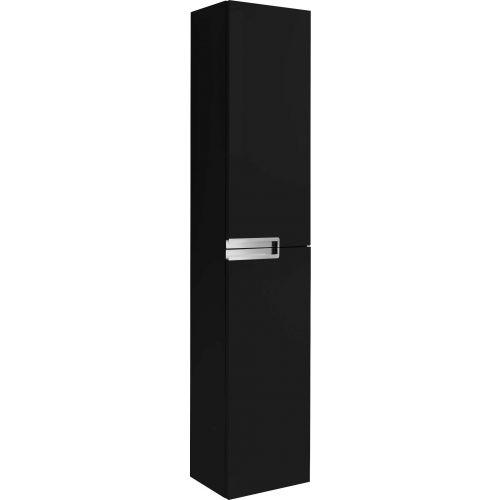 Шкаф-пенал Roca Victoria Nord Black Edition черный