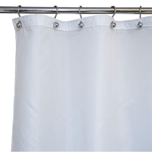 Штора для ванной Arti-Deco Liso White 180x200 защитная