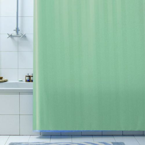 Штора для ванной Bacchetta 180х200 Rigone зеленая