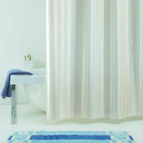 Штора для ванной Bacchetta 240х200 Rigone бежевая