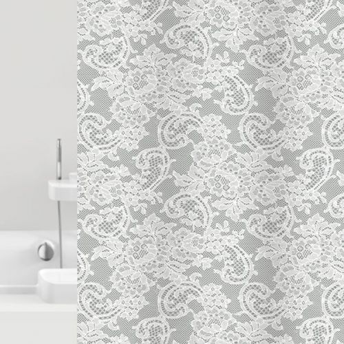 Штора для ванной Bacchetta Dantelle 180х200