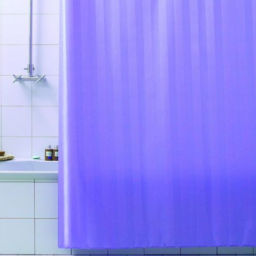 Штора для ванной Bacchetta Rigone 240х200 лиловая