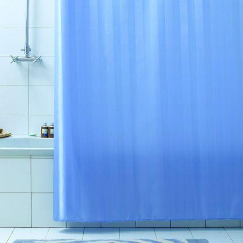 Штора для ванной Bacchetta Rigone 240х200 синяя