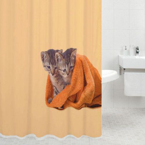 Штора для ванной Bath Plus Студия Рrint DSP3008