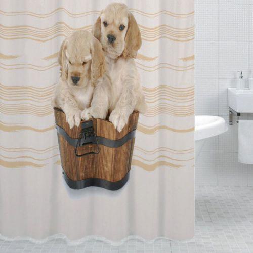 Штора для ванной Bath Plus Студия Рrint DSP3009