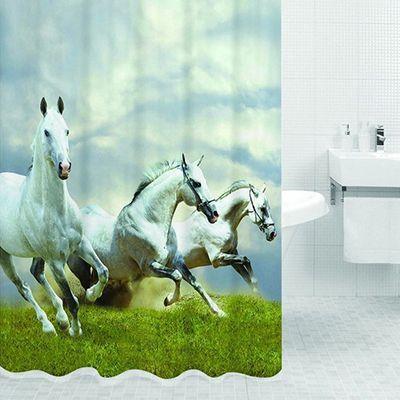 Штора для ванной Bath Plus Студия Рrint DSP3019