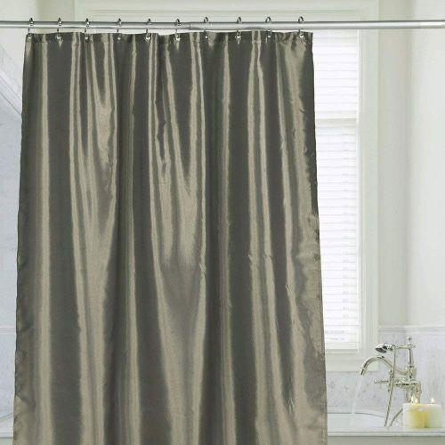 Штора для ванной Carnation Home Fashions Shimmer Sage