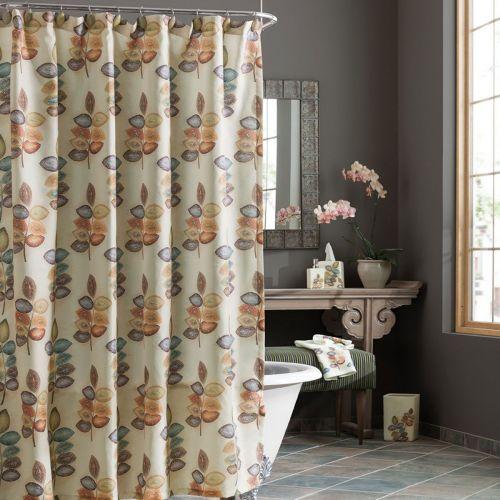 Штора для ванной Croscill Mosaic Leaves 6A0-040O0-0086/990