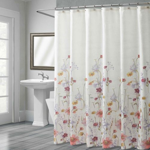 Штора для ванной Croscill Pressed Flowers 6A0-040R0-9928/990