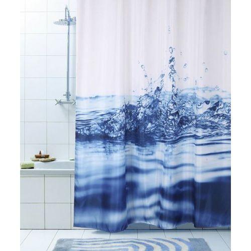 Штора для ванной Dasch 180х200 Капли