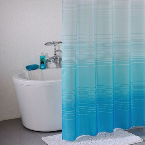 Штора для ванной Iddis Blue Horizon
