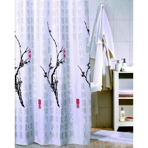 Штора для ванной Iddis Cherry Tree
