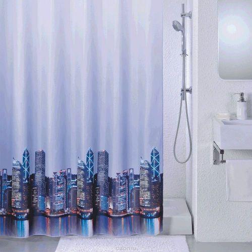 Штора для ванной Iddis City