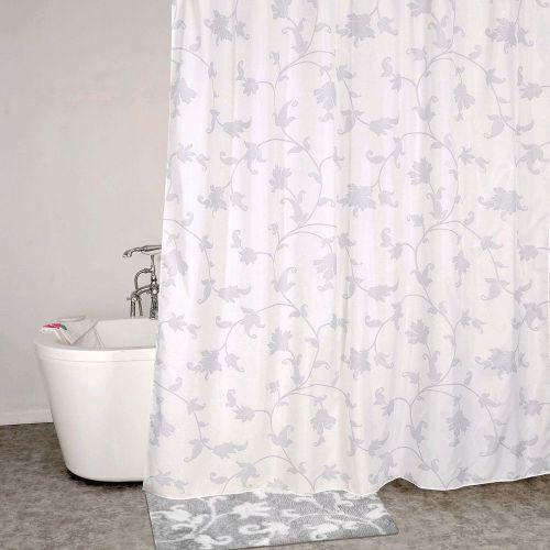 Штора для ванной Iddis Elegant Silver