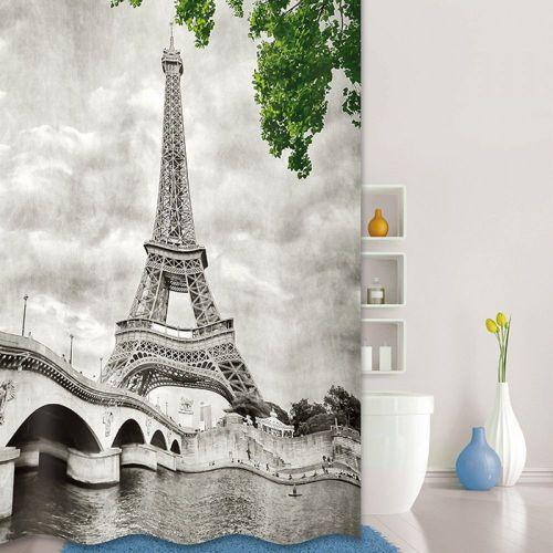Штора для ванной Iddis Paris Days