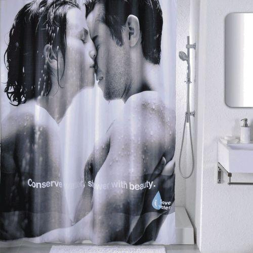 Штора для ванной Iddis Romance
