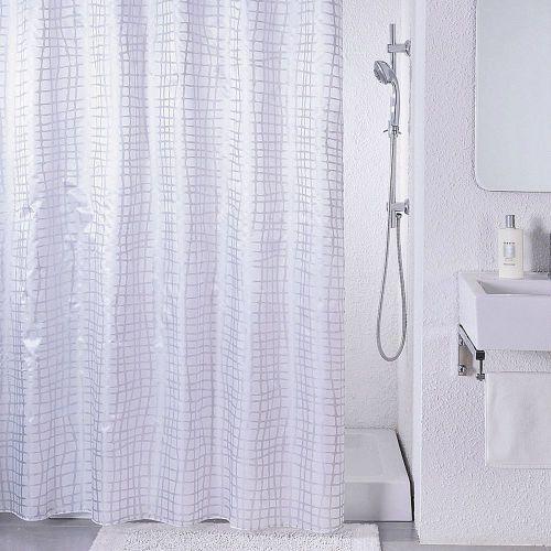 Штора для ванной Iddis Silver Gauze